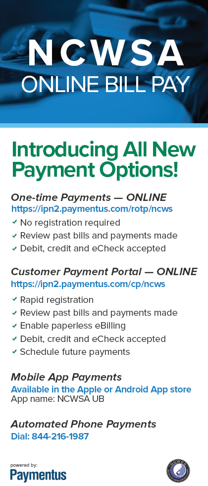 Payment Options | Newton County Water Authority, Newton Co  GA