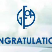 GFOA congrats image