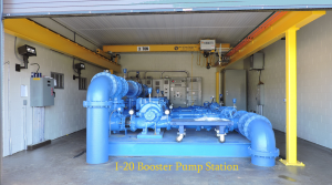 I-20 pump station