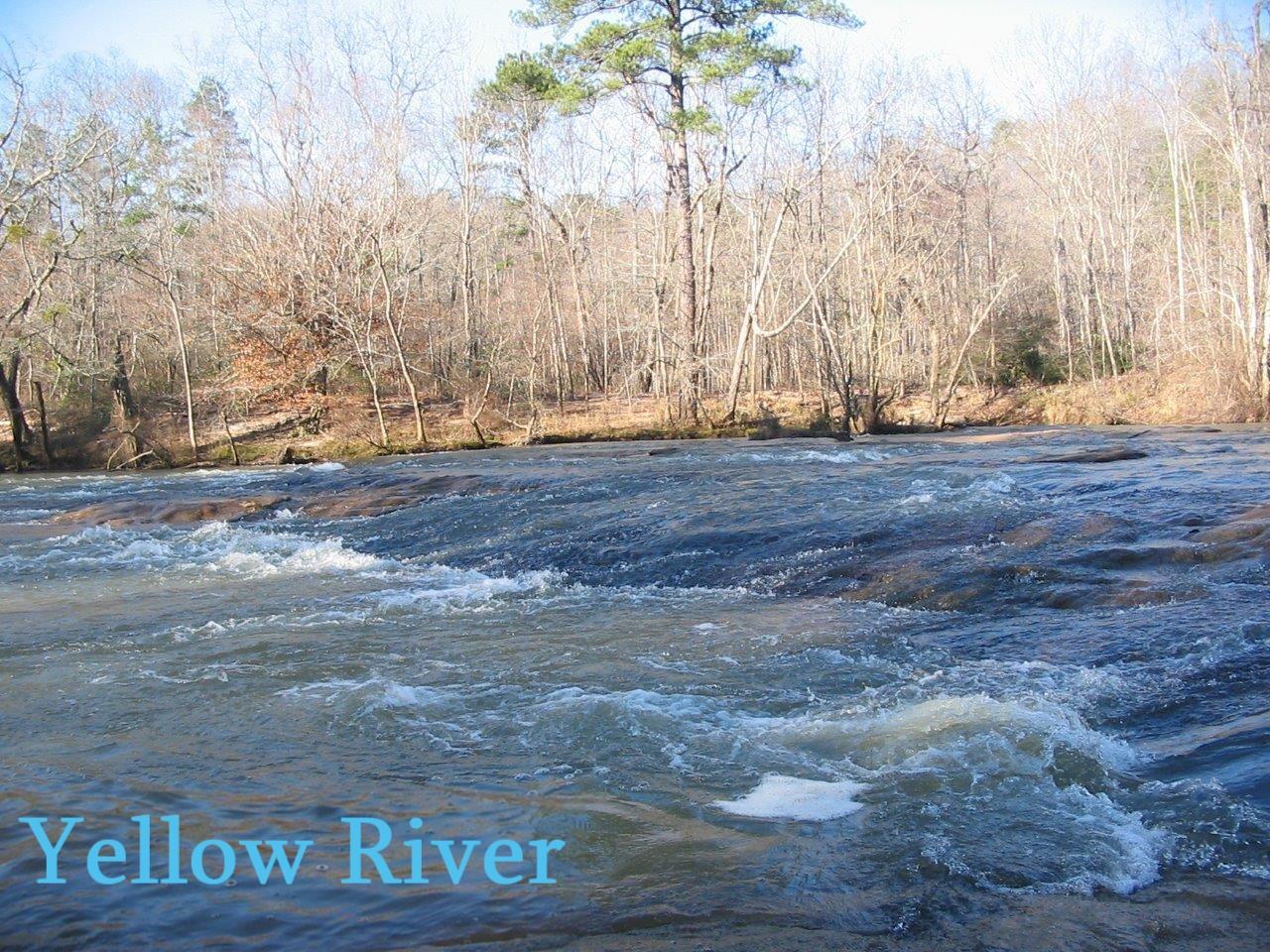 yellow river scene